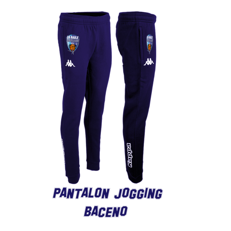 Pantalon jogging BACENO adulte